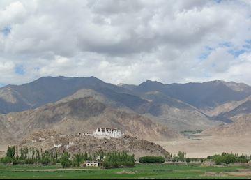 Stakna Monastery, Tiger Nose