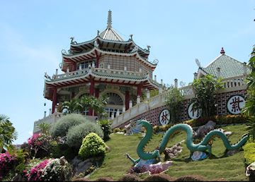 Taoist Temple in Beverly Hills, Cebu