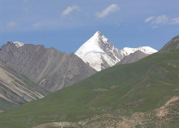 Lhasa Express scenery