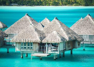 Superior Overwater Villa, St Regis Resort, Bora Bora