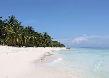 Mataking Island, Malaysian Borneo