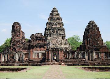 Phimai temple, Thailand