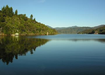 Picton & The Marlborough Sounds, New Zealand