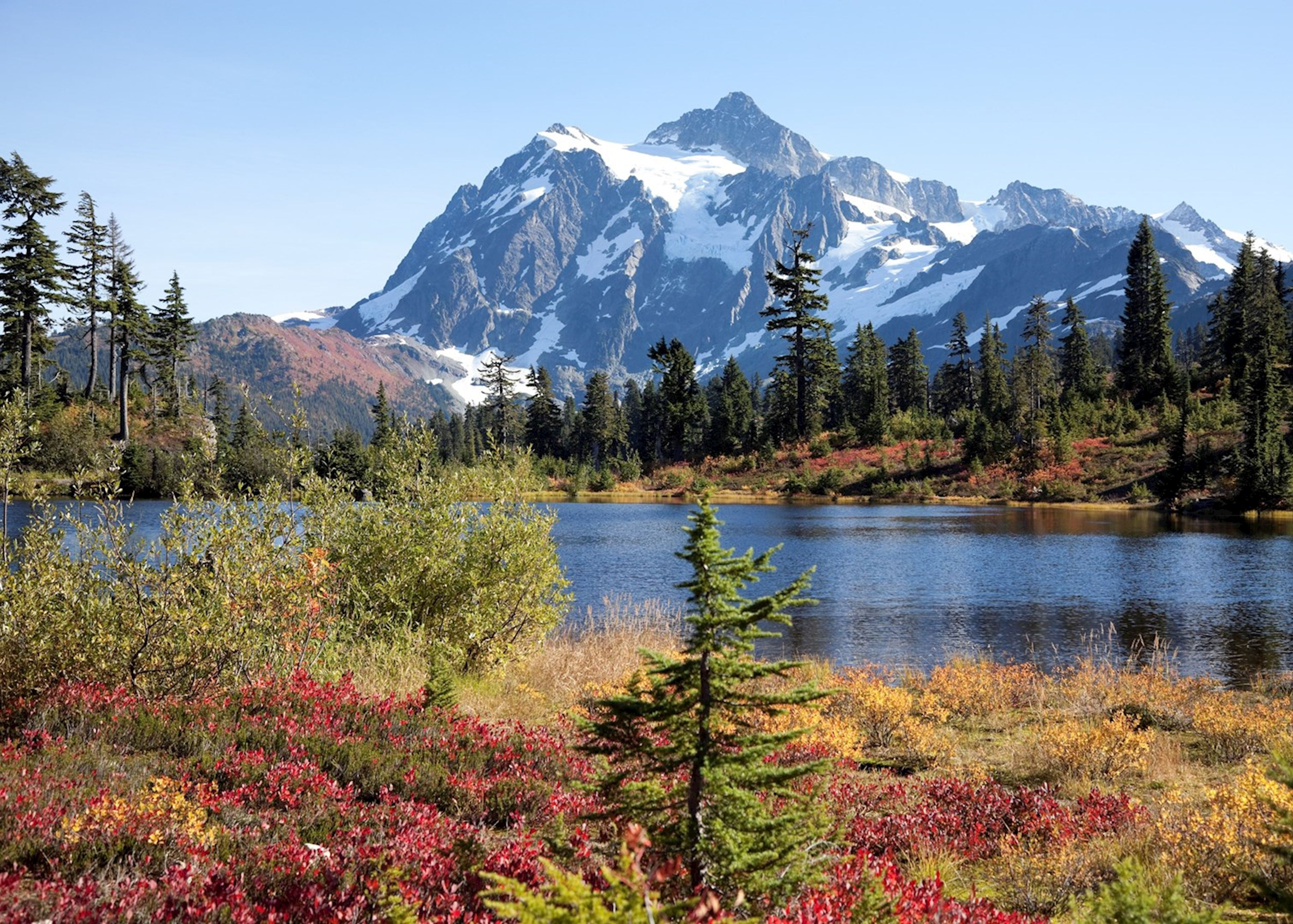 Usa Pacific Northwest Self Drive Audley Travel