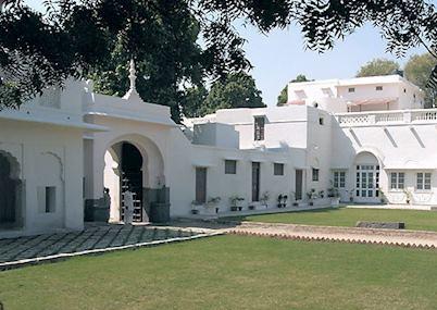 Shahpura Bagh, Shahpura