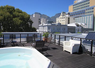 Rooftop Pool, The Cape Heritage