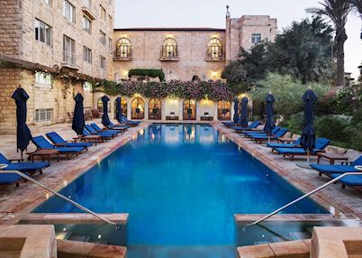 The American Colony Hotel, Jerusalem