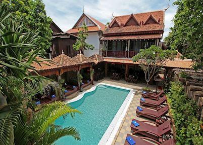 Hanuman Villa, Siem Reap
