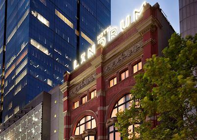 Hotel Lindrum, Melbourne