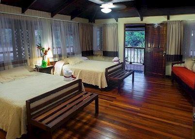 River Room at Selva Verde