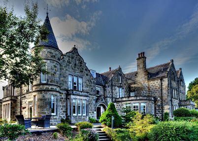 Dowans Hotel, Speyside