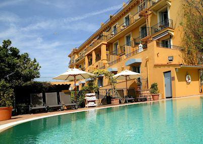 Hotel La Perouse, Nice