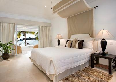 Beach Cabana Room, The Inn at English Harbour, Antigua