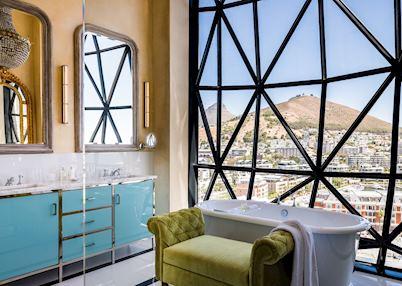 The Silo, luxury room