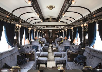 Bar Car 3674, Venice Simplon Orient-Express