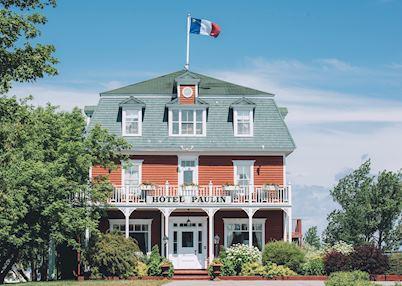 Hotel Paulin, Caraquet