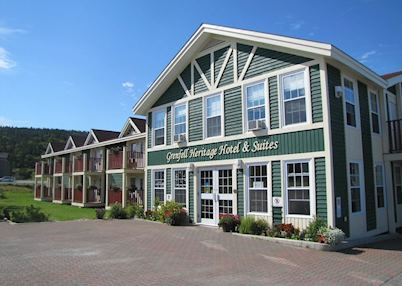 Grenfell Heritage Hotel and Suites, St Anthony