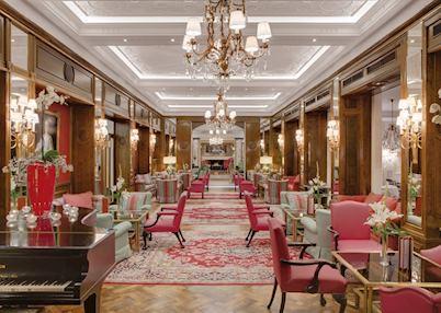 Hotel Europäische Hof lobby