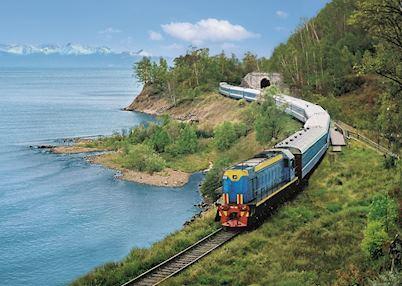 Tsars Gold Private Train