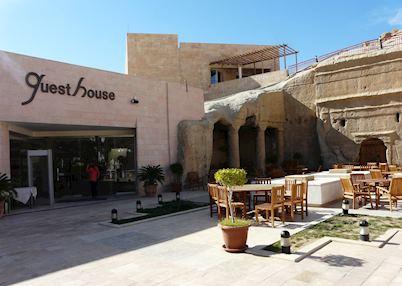 Petra Guesthouse, Petra