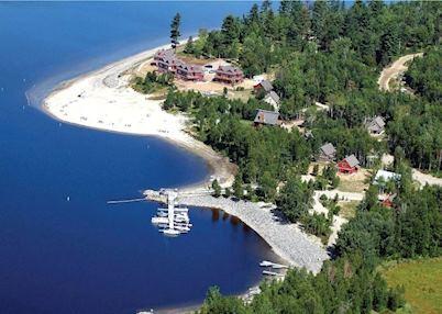 Le Village Windigo, Baskatong Lake