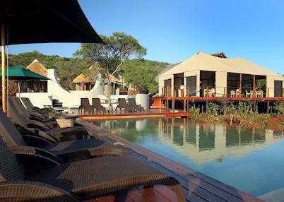 Thanda Tented Camp, Thanda Private Reserve