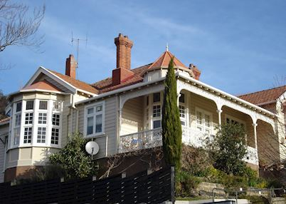 Hazel House B&B, Dunedin