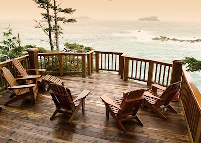Middle Beach Lodge at the Headlands, Tofino