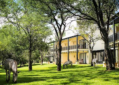 Royal Livingstone Hotel, Livingstone & The Victoria Falls