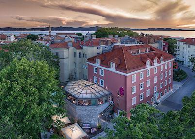 Hotel Bastion, Zadar