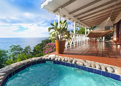 Le Cottage with Pool, Ti Kaye Resort & Spa, Saint Lucia