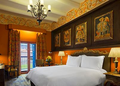 Junior Suite, Libertador Palacio del Inka, Cuzco