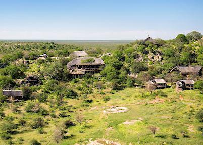 Ongava Lodge, Ongava Reserve, southern Etosha