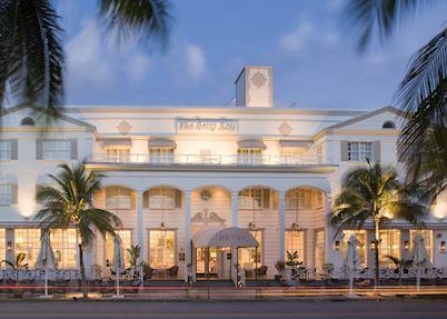 The Betsy Hotel, Miami