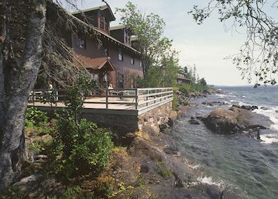 Rock Harbor Lodge & Marina, Isle Royale