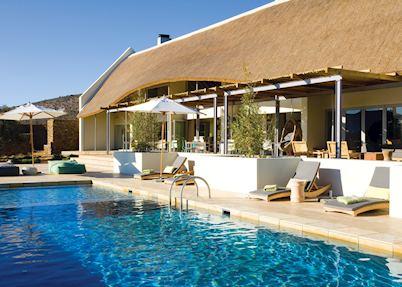 Sanbona Gondwana Lodge