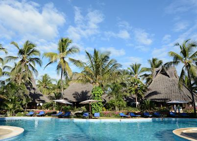 Pool, Breezes Beach Club & Spa, Zanzibar Island