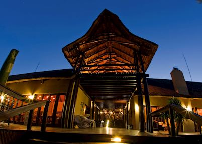 Elephant Plains Main Lodge