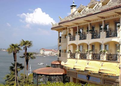 Hotel Villa e Palazzo Aminta, Stresa
