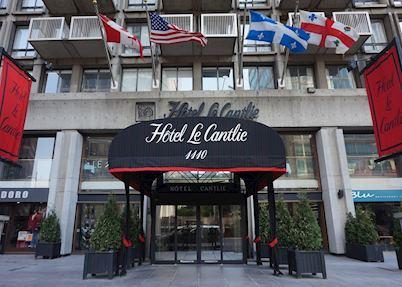 Hotel Le Cantlie Suites, Montréal