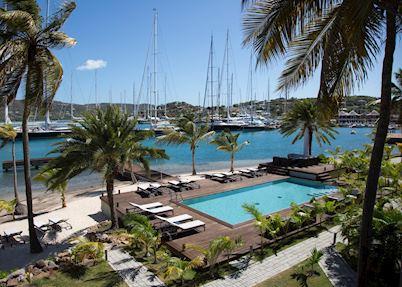 Pool View, South Point Antigua, Antigua