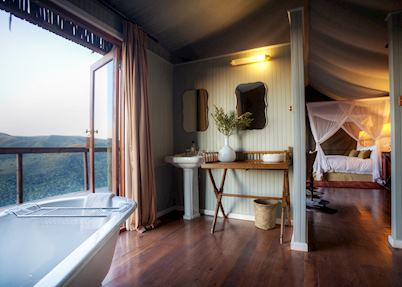 Camp Figtree, The Addo Elephant Park