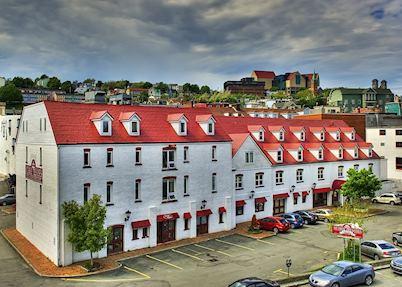 Murray Premises Hotel, St John's
