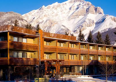 Banff Aspen Lodge, Banff