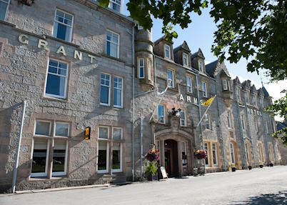 The Grant Arms Hotel, Grantown-on-Spey
