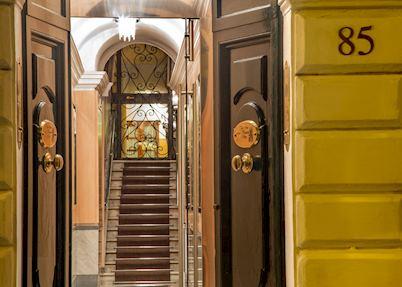 The Inn at the Spanish Steps, Rome