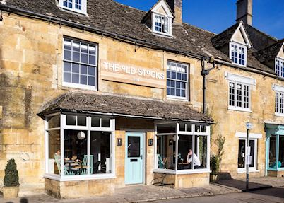 The Old Stocks Inn, Stow on the Wold
