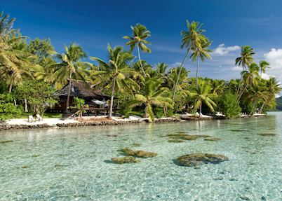 Vahine Island Private Island Resort, Vahine Island