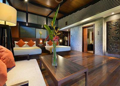 Borneo Rainforest Lodge - Premium Deluxe Chalet