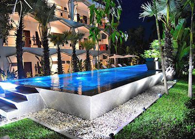 Pool at Jaya House River Park